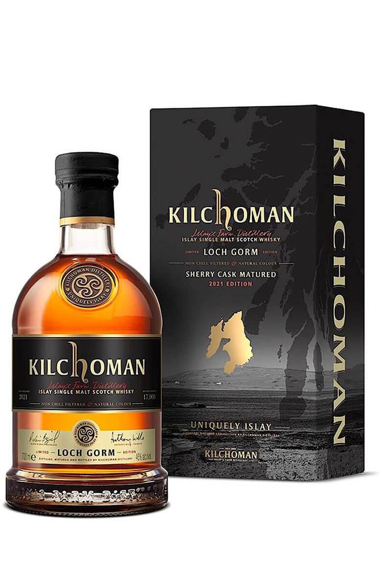 Kilchoman Loch Gorm 2021 70cl