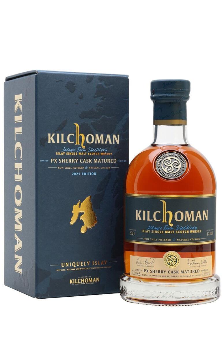 Kilchoman PX Sherry Cask Matured Malt 70cl