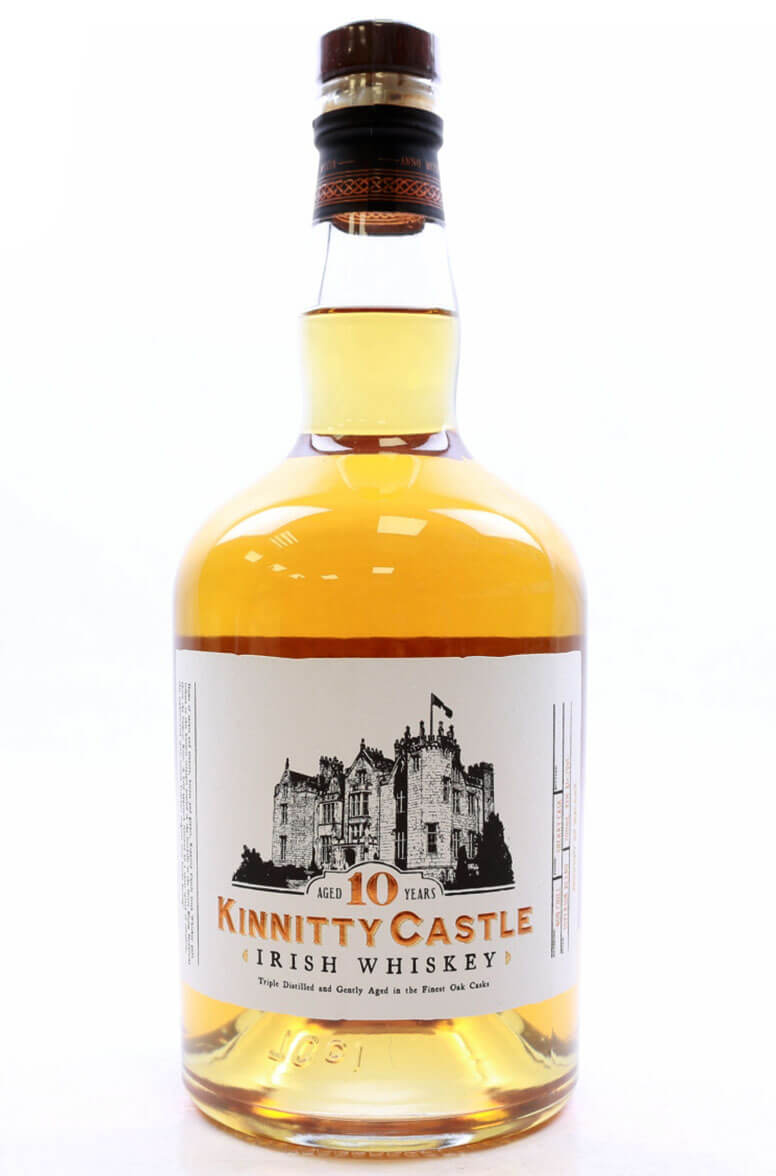 Kinnitty Castle 10 Year Old Blend
