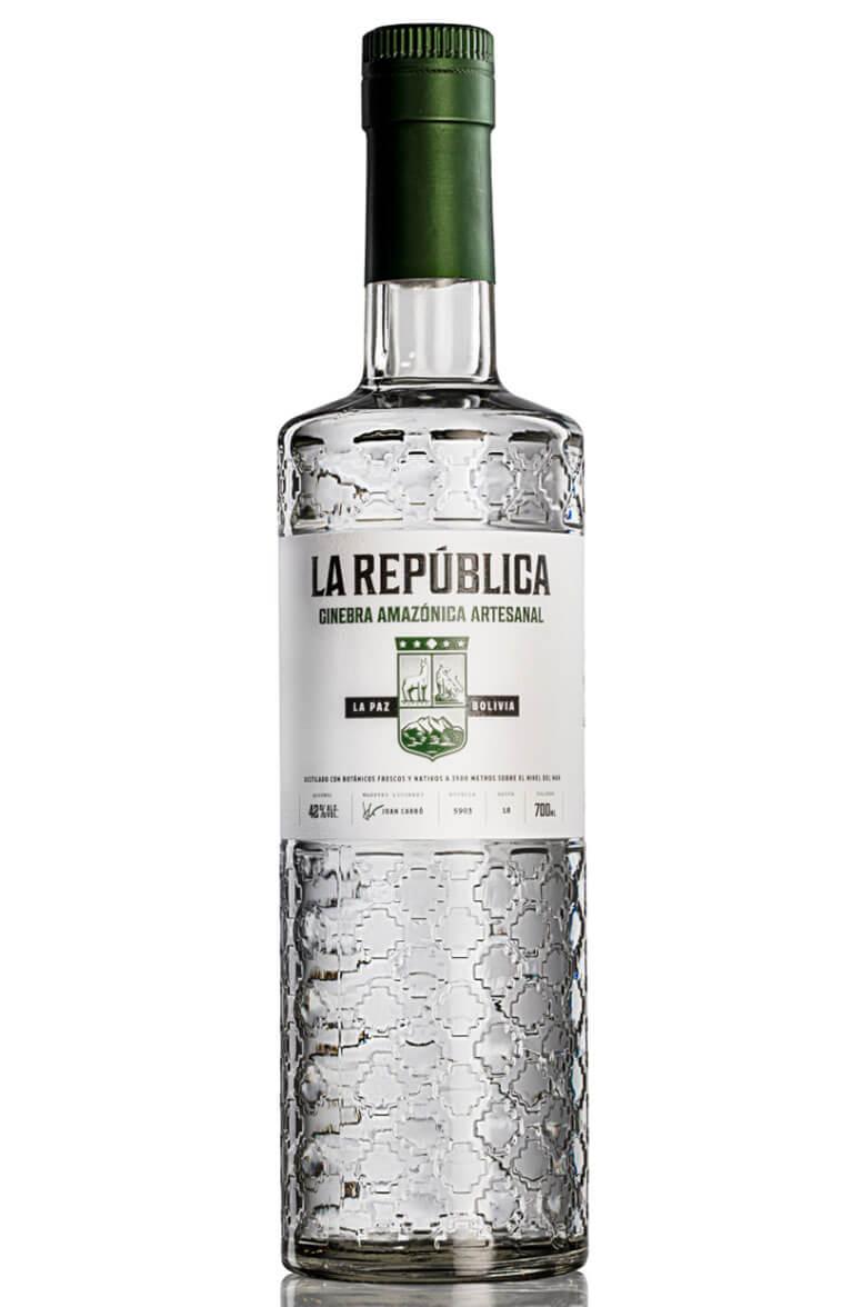 La Republica Amazonica Gin 70cl