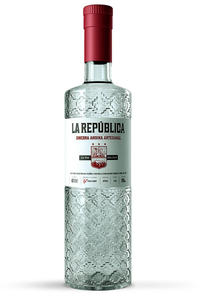 La Republica Andina Gin 70cl