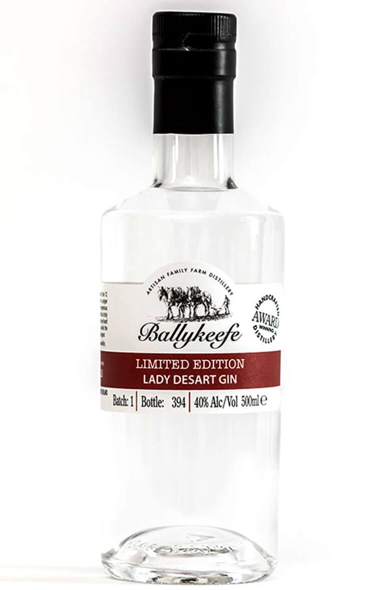 Ballykeefe Lady Desart Gin 70cl