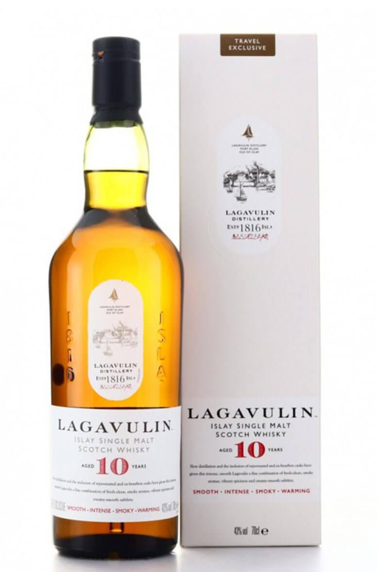 Lagavulin 10 Year Old