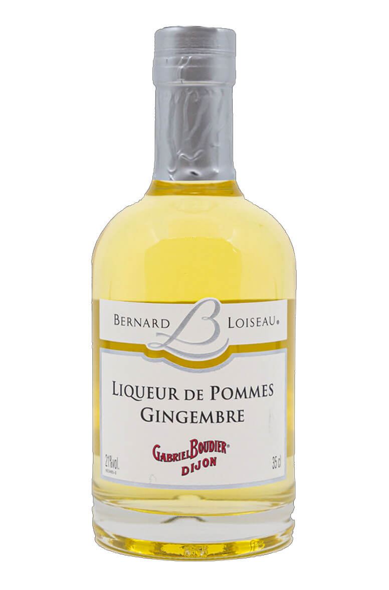 Liqueur de Pommes Gingembre 35cl