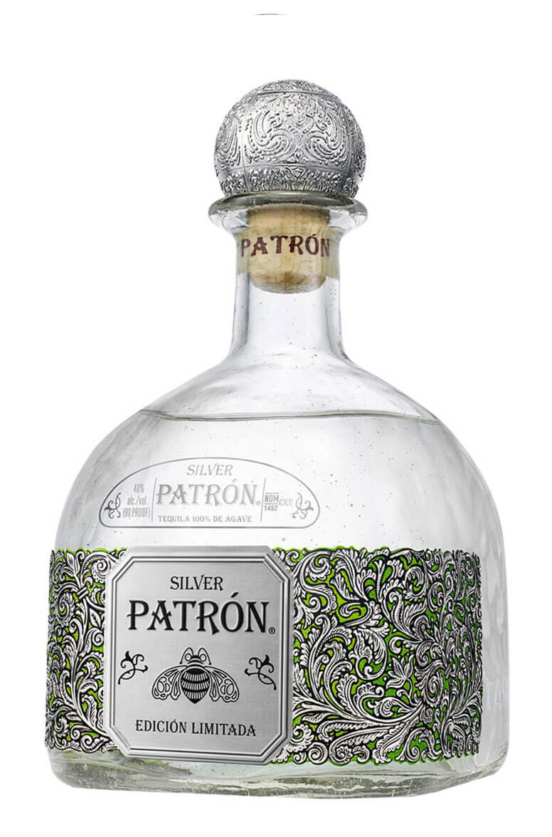 Patron Silver Limited Edition 2019 1 Litre