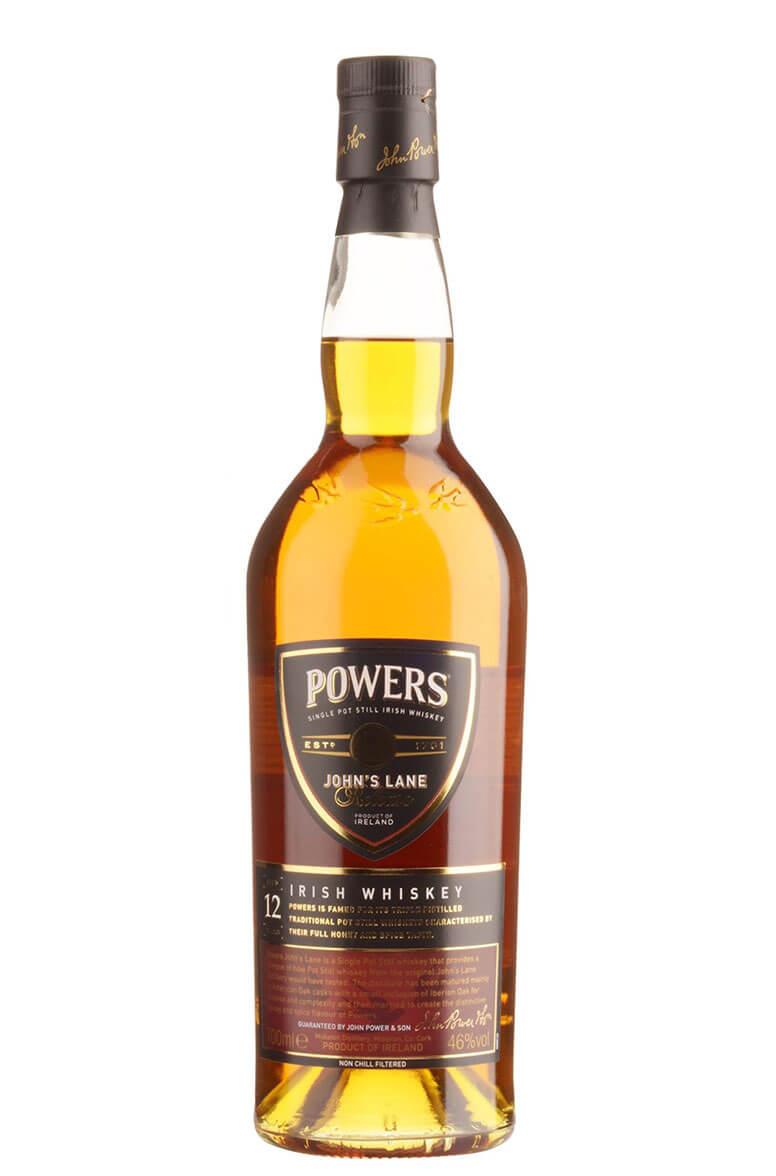 Powers John's Lane 12 Year Old (Old Label)