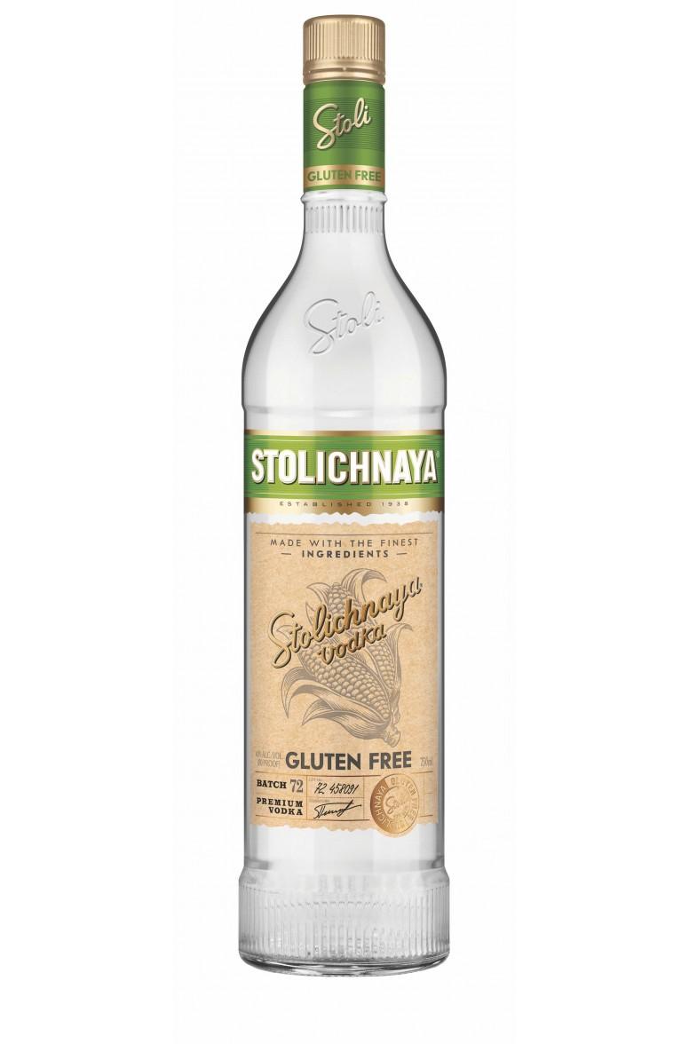 Stolichnaya Gluten Free Vodka 70cl