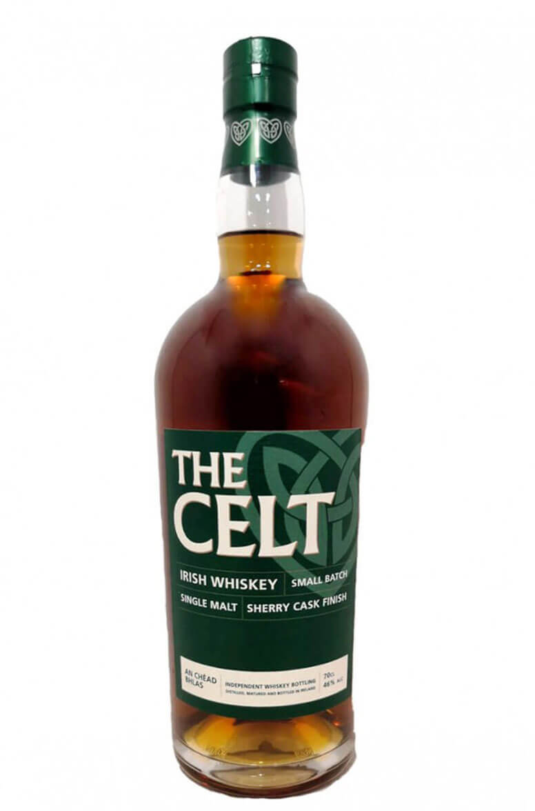 The Celt Irish Whiskey An Chéad Bhlas