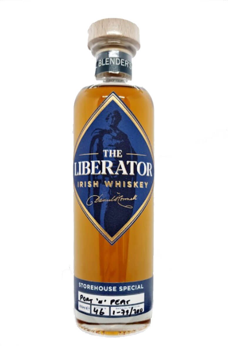 The Liberator Storehouse Special Port 'n' Peat 35cl