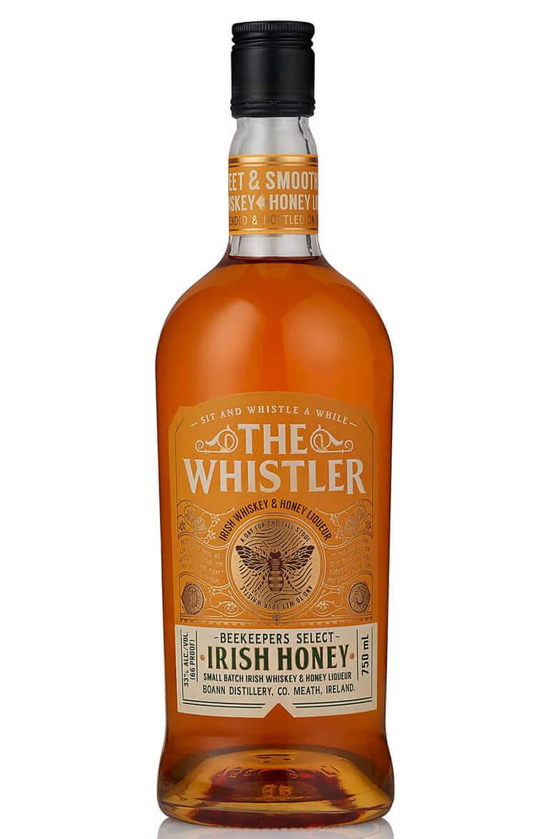 The Whistler Irish Honey Whiskey