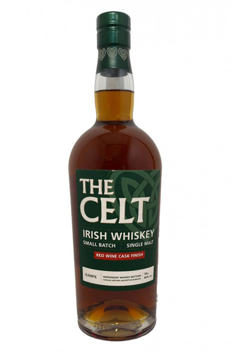The Celt II Small Batch Red Wine Cask Finish
