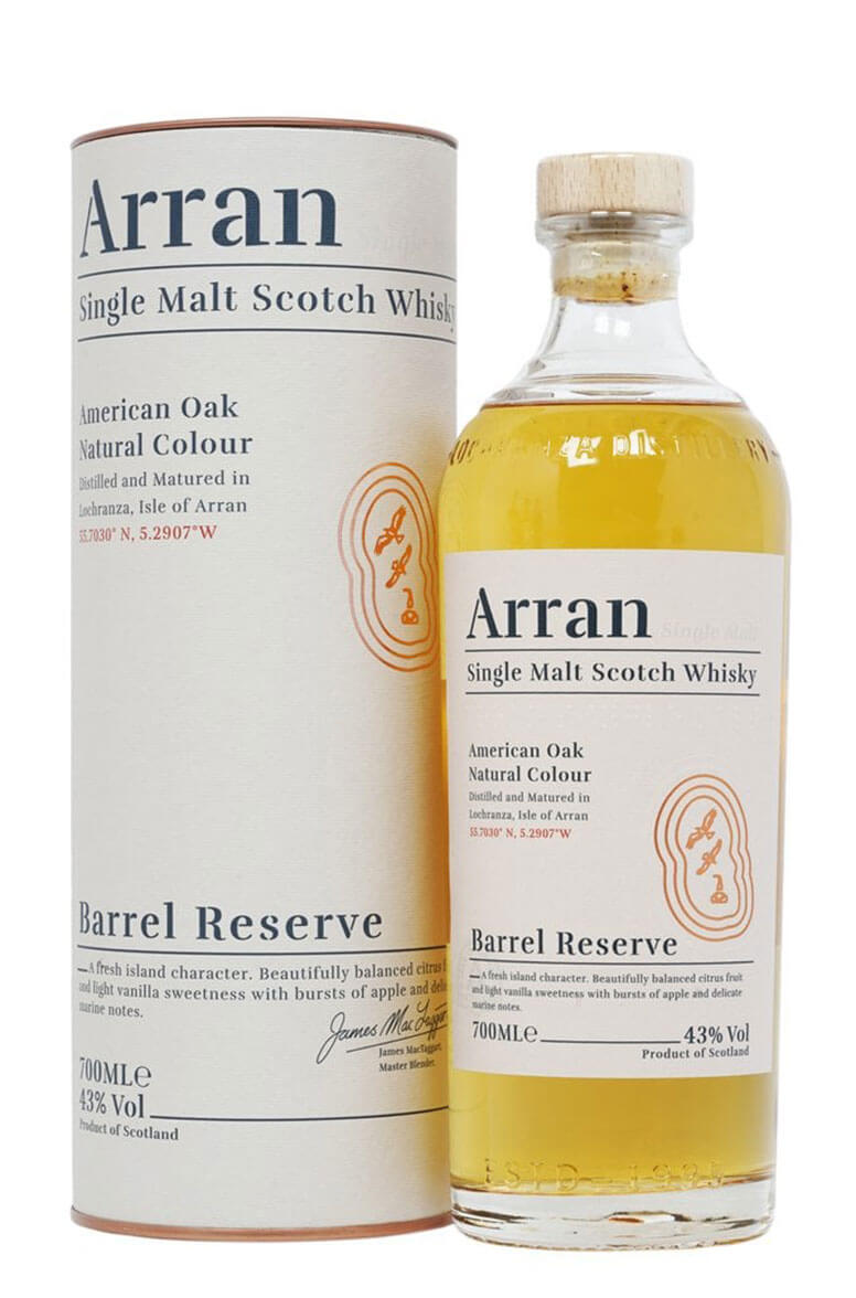 Arran Barrel Reserve Malt