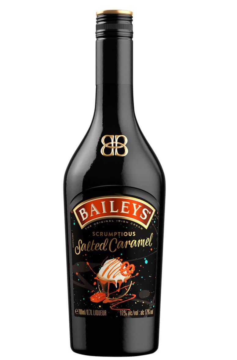 Baileys Salted Caramel Irish Cream Liqueur 70cl