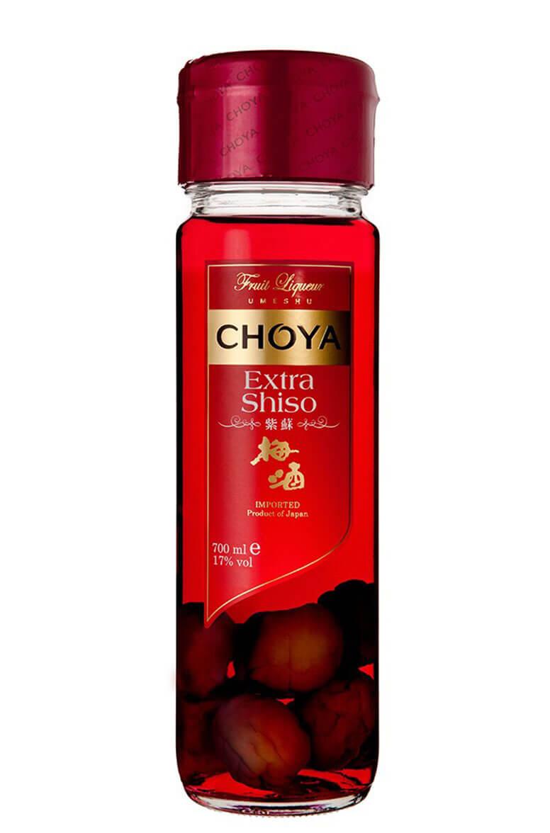 Choya Extra Shiso Umeshu 70cl