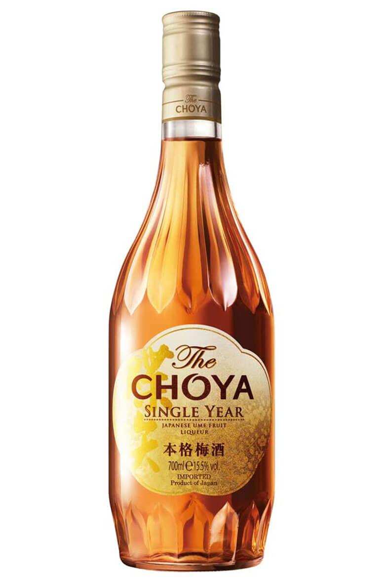Choya Single Year Umeshu 70cl