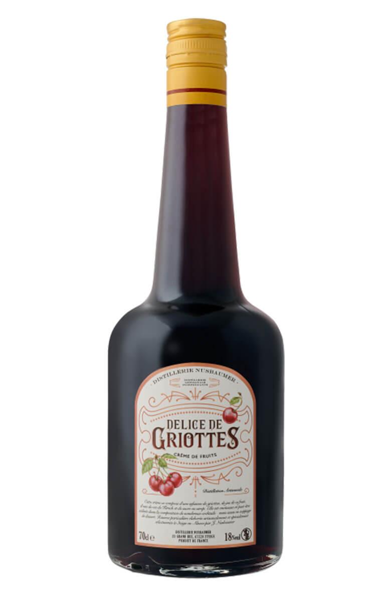 Nusbaumer Delice de Griottes (sour cherries)