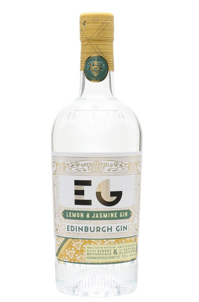 Edinburgh Lemon & Jasmine Gin