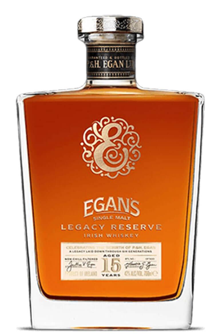 Egan's 15 Year Legacy Reserve Volume I