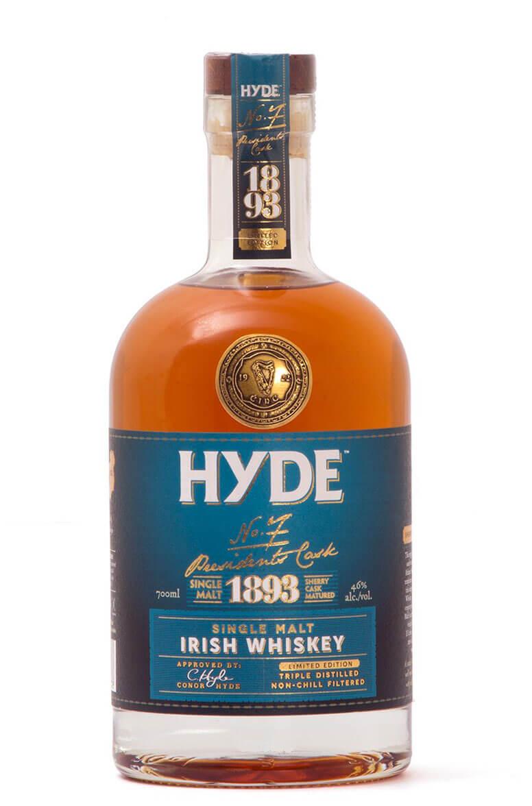 Hyde 1893 No. 7 6 Year Old Single Malt