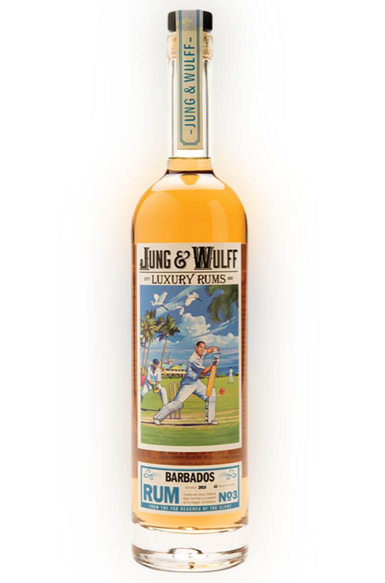 Jung Wulff Barbados Rum 43%