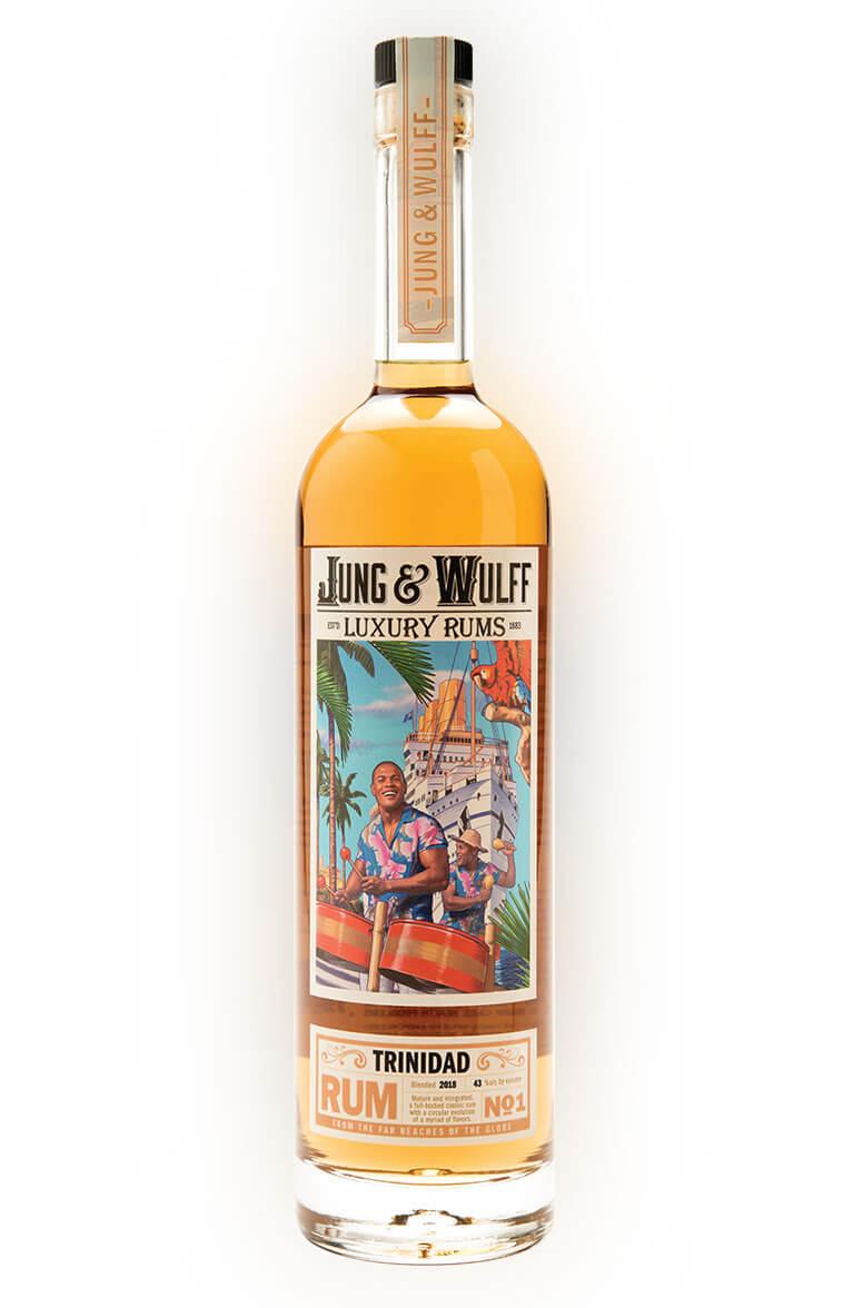 Jung Wulff Trinidad Rum 43%