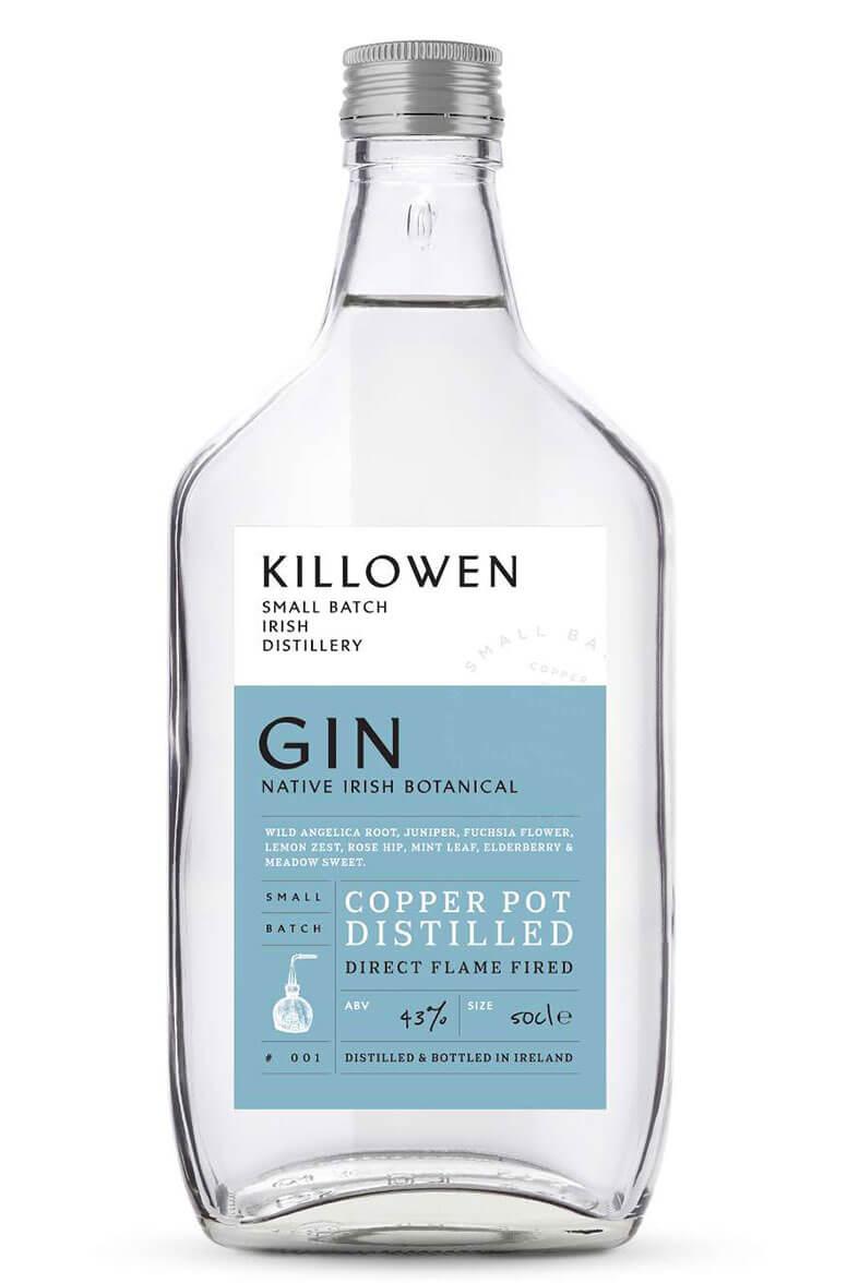 Killowen Gin 50cl