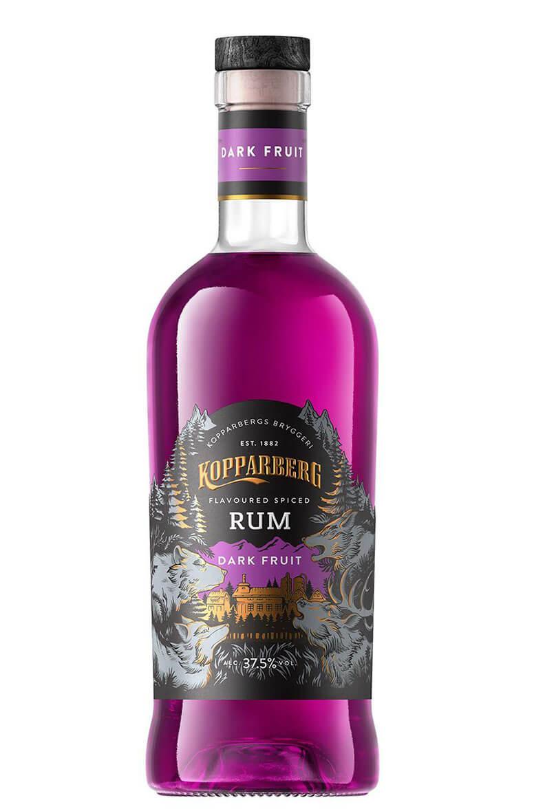 Kopparberg Dark Fruit Rum