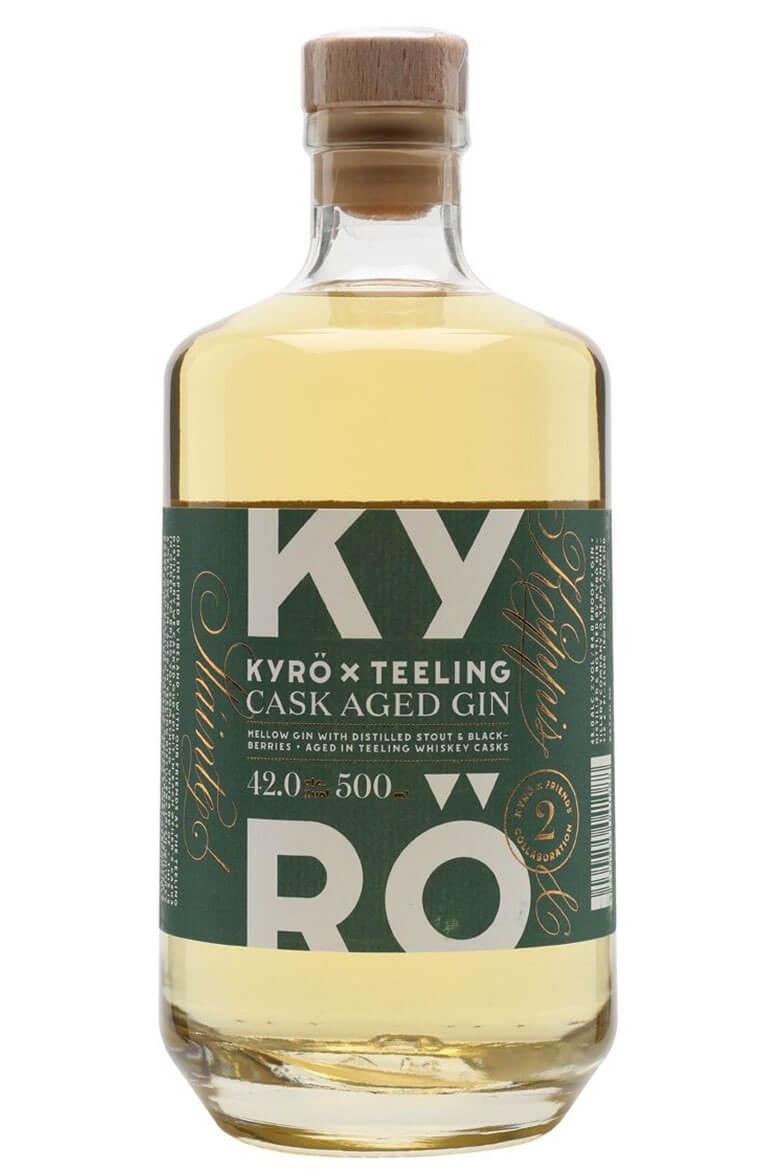 Kyro Teeling Cask Aged Gin