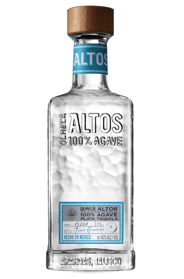 Olmeca Altos Blanco Tequila 70cl