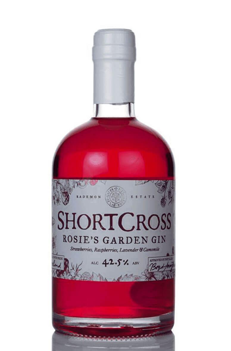 Shortcross Rosie's Garden Gin 50cl