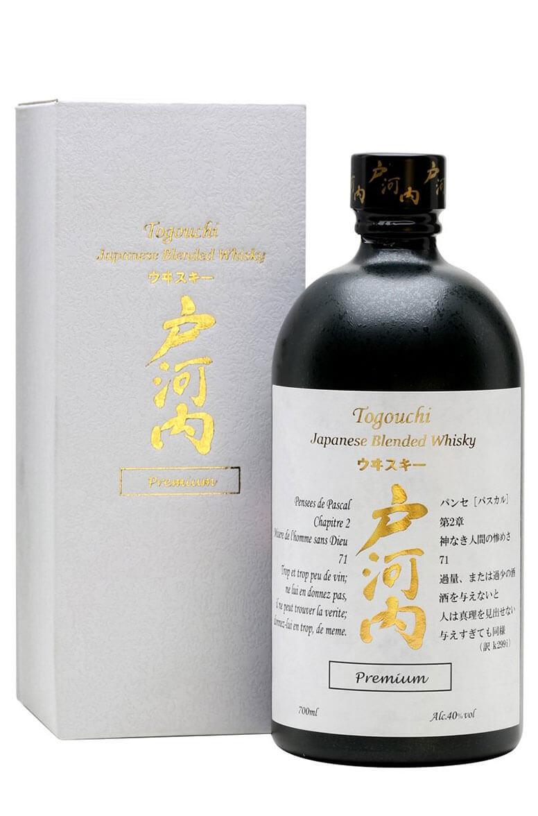 Togouchi Premium Blended Whisky