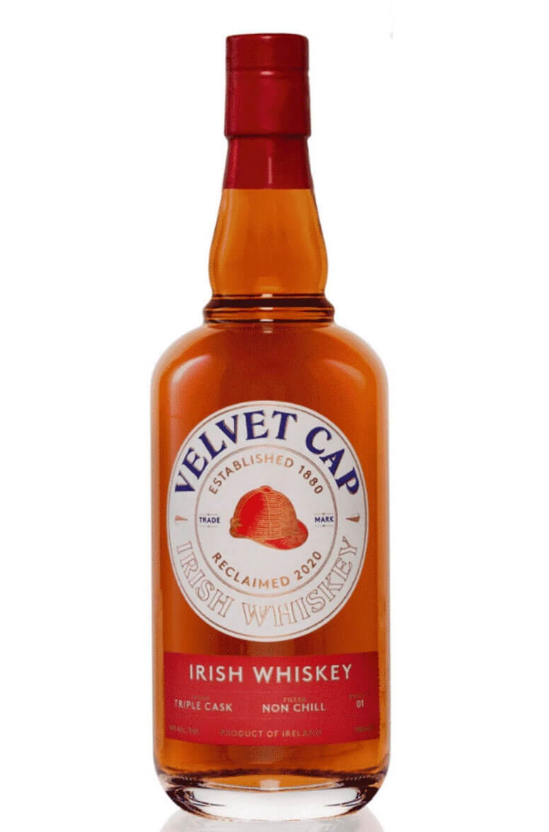 Velvet Cap Irish Whiskey