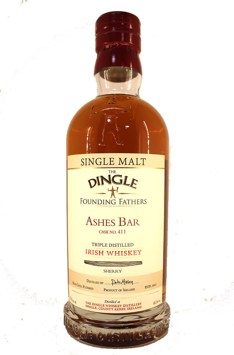 Dingle Ashes Bar & Restaurant Founding Father Single Cask