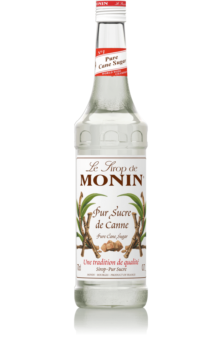 Monin Sugar Cane Syrup