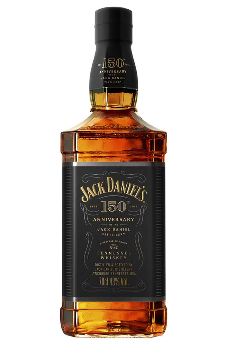 Jack Daniels 150th Anniversary Edition