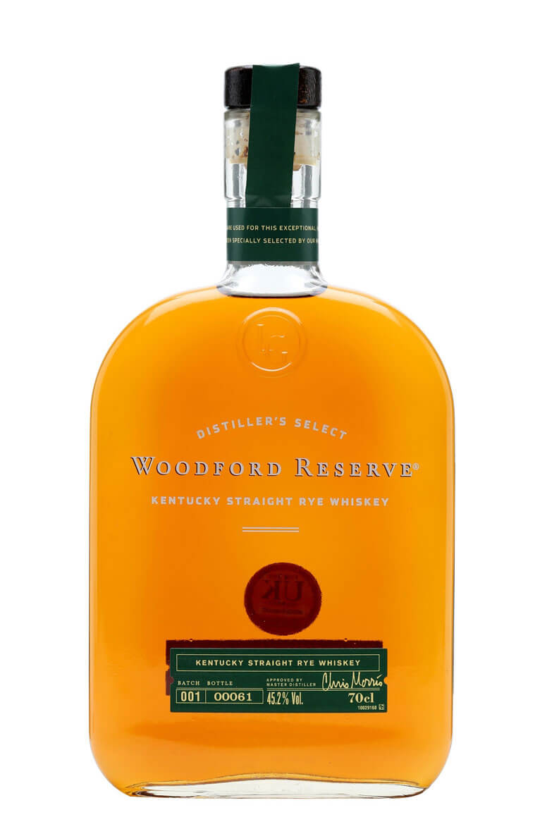 Woodford Straight Rye Whiskey