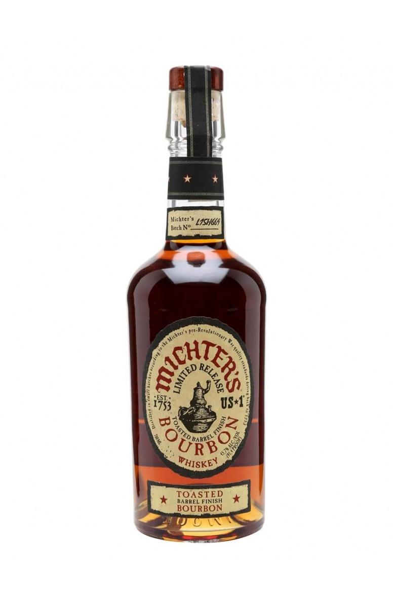 Michters US1 Toasted Barrel Finish Bourbon