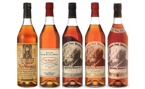 Pappy Van Winkle Tasting Wednesday 3rd July