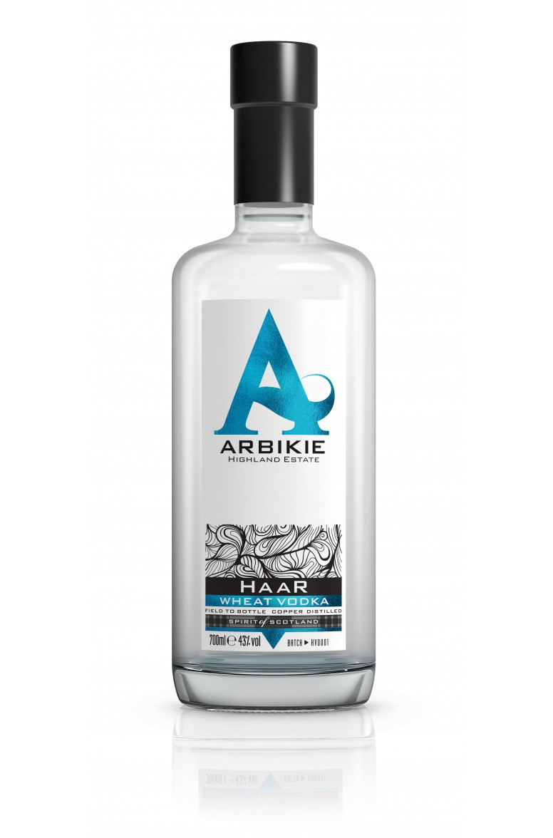Arbikie Haar Wheat Vodka