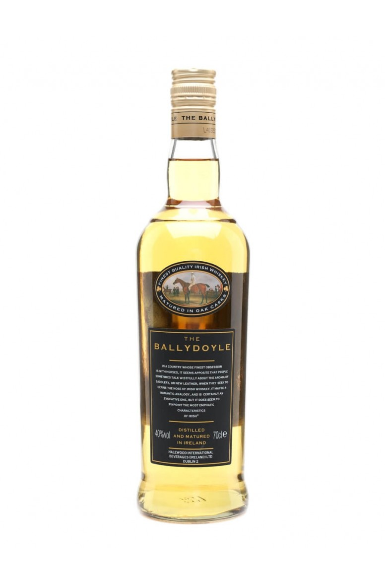 Ballydoyle Irish Whiskey