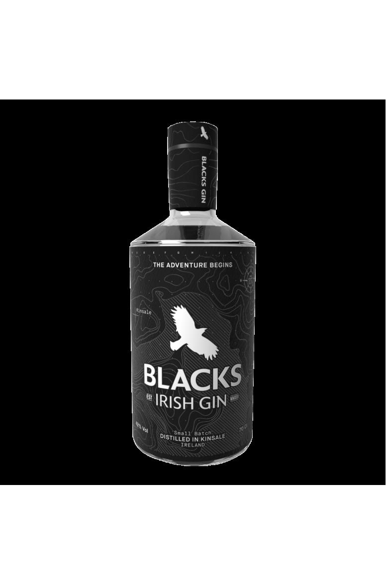 Blacks Irish Gin