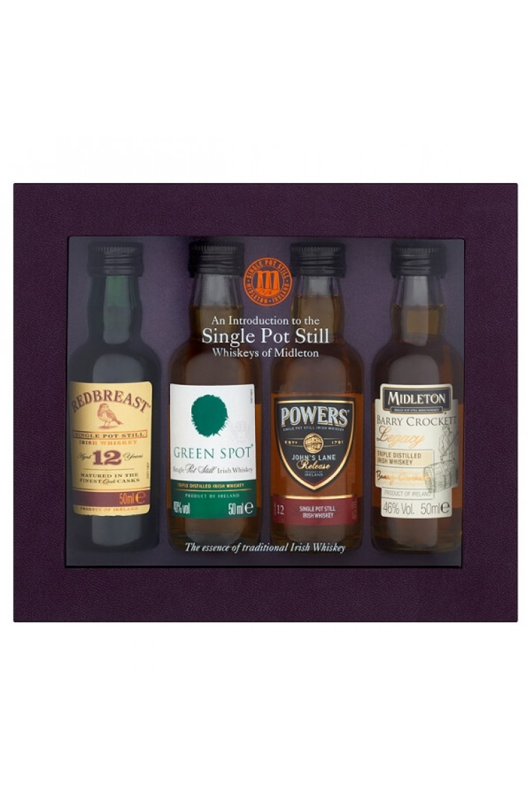 Single Pot Still Whiskeys of Midleton Gift Pack