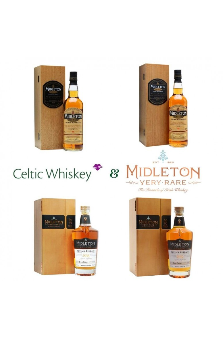 Midleton Very Rare Tasting Pack Inc. Delivery
