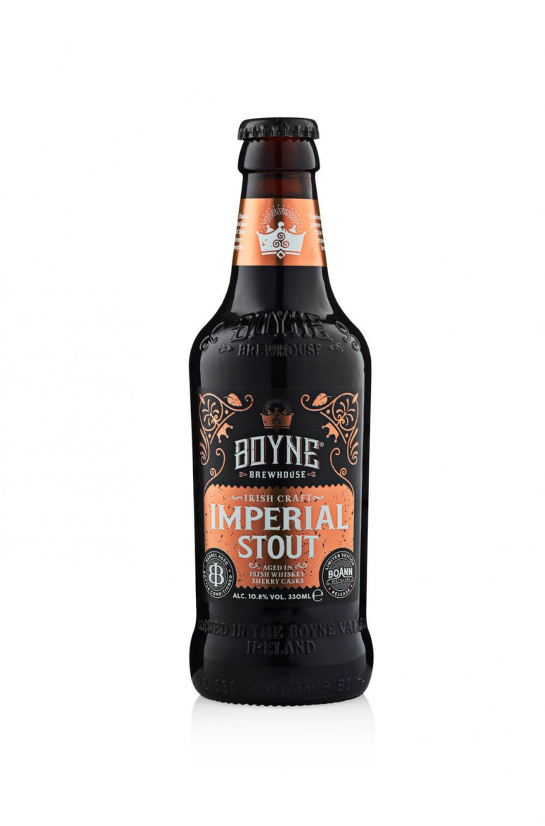 Boyne Brewhouse Imperial Stout
