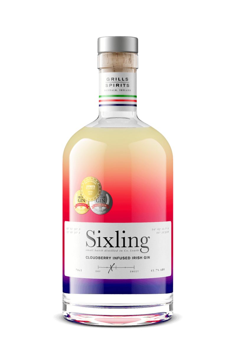 Sixling Irish Gin