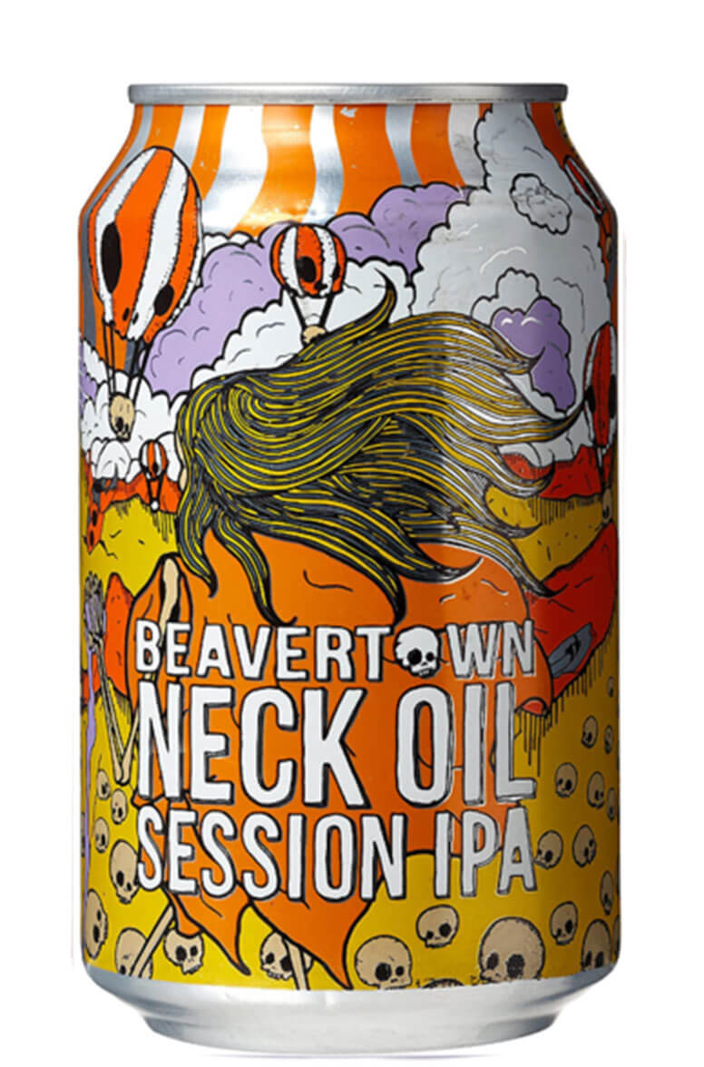 Beavertown Neck Oil 33cl Can
