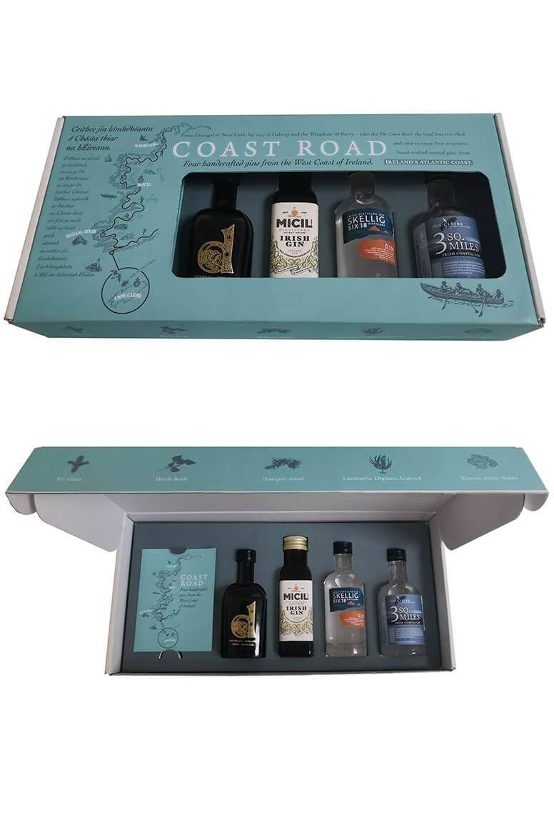 Coast Road Gin Miniature Gift Pack
