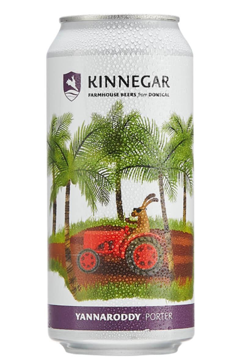 Kinnegar Yannaroddy Porter 44cl Can