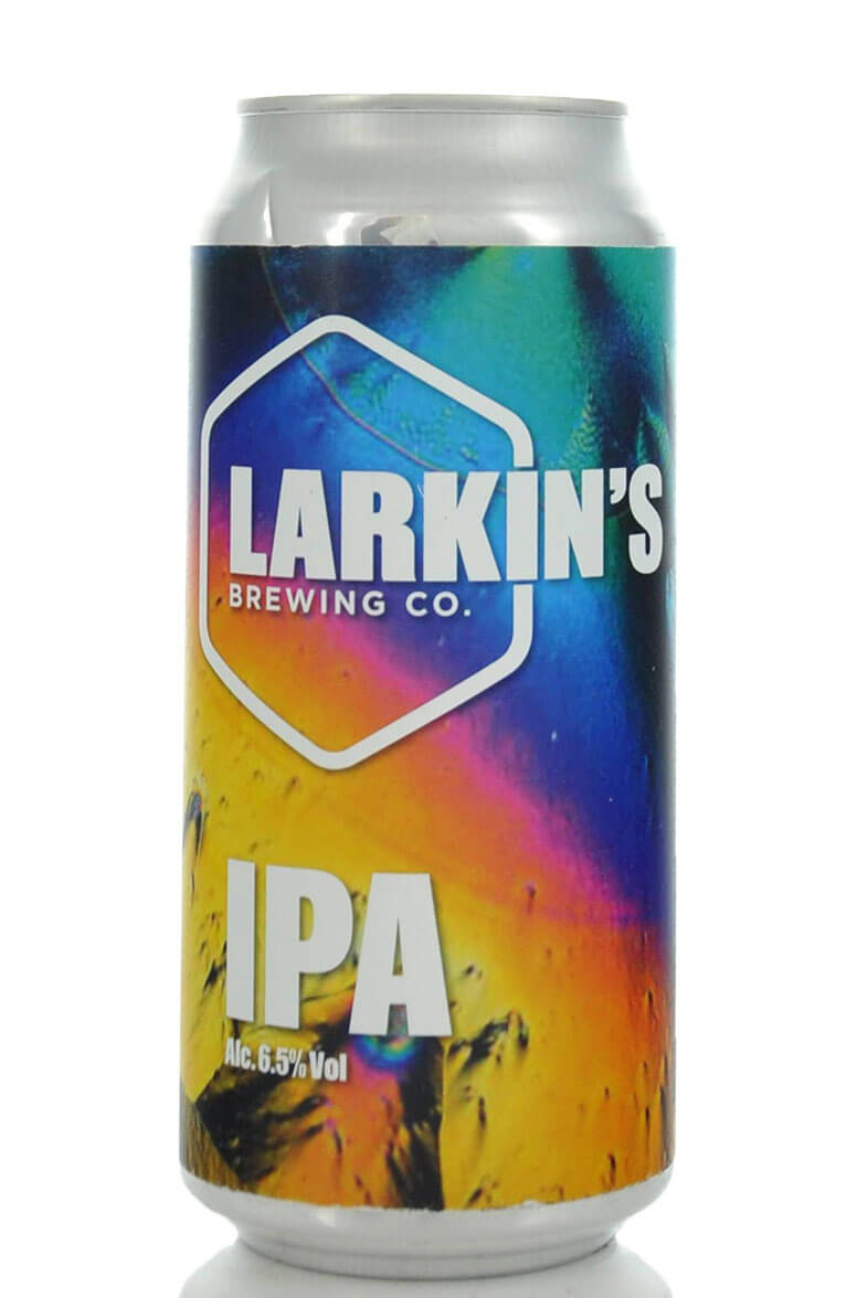 Larkins IPA 44cl Can