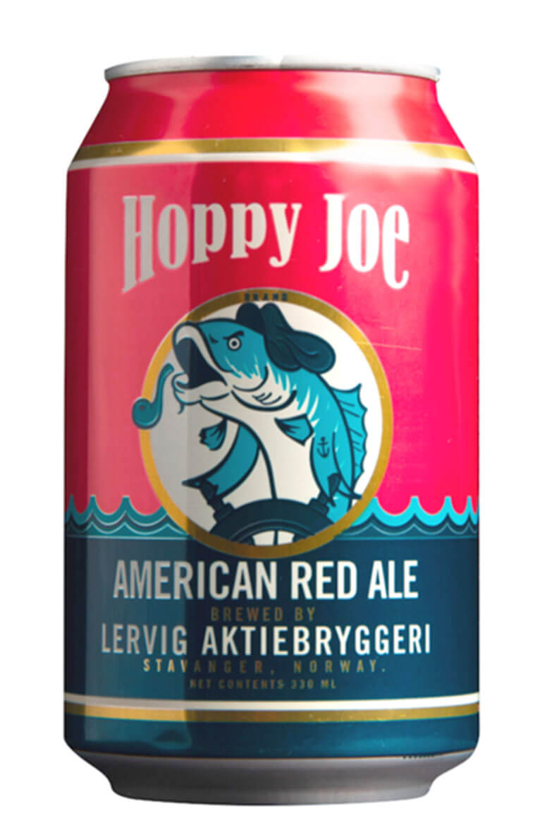 Lervig Hoppy Joe 33cl Can